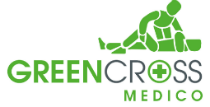 Green Cross Medico Retina Logo